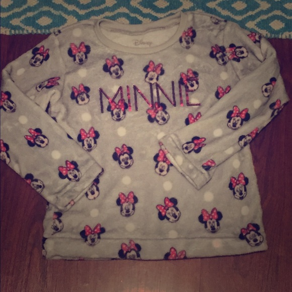 Disney Other - Girls Disney Minnie Mouse Soft Top